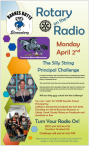 The Silly String Principal Challenge