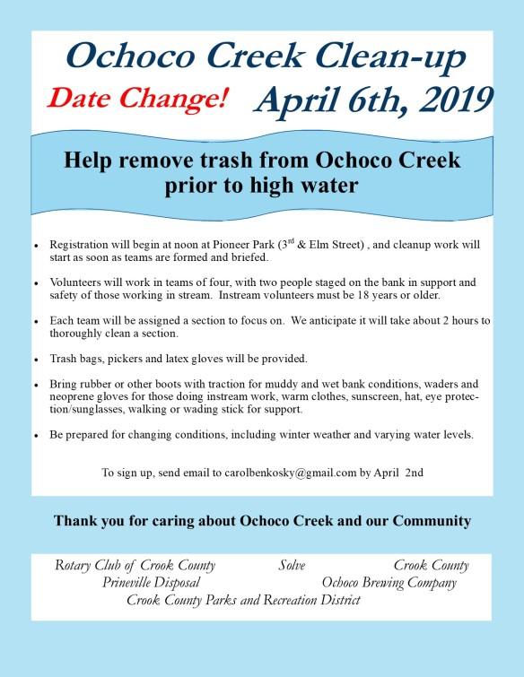 Newsroom   Rotary Club of Crook County   Celebrating 31